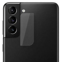 Protector Cristal Templado Cámara Trasera para Samsung Galaxy S21+ Plus 5G