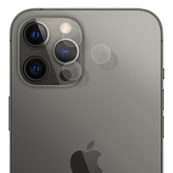 Protector Cristal Templado Cámara Trasera para Iphone 12 Pro Max (6.7) Vidrio