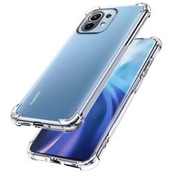 Funda Gel Tpu Anti-Shock Transparente para Xiaomi Mi 11 / Mi 11 Pro
