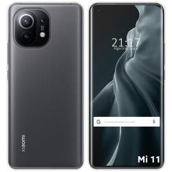 Funda Silicona Gel TPU Transparente para Xiaomi Mi 11 / Mi 11 Pro