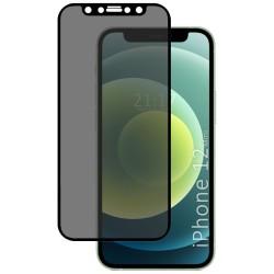 Protector Cristal Templado Completo 5D Antiespías para Iphone 12 Mini (5.4) Vidrio