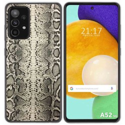 Funda Gel Tpu para Samsung Galaxy A52 / A52 5G diseño Animal 01 Dibujos