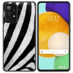 Funda Gel Tpu para Samsung Galaxy A52 / A52 5G diseño Animal 02 Dibujos