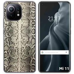 Funda Gel Tpu para Xiaomi Mi 11 / Mi 11 Pro diseño Animal 01 Dibujos