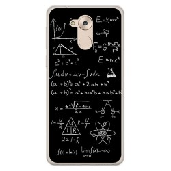 Funda Gel Tpu para Huawei Honor 6C / Nova Smart Diseño Formulas Dibujos