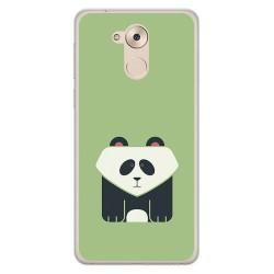 Funda Gel Tpu para Huawei Honor 6C / Nova Smart Diseño Panda Dibujos