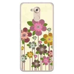 Funda Gel Tpu para Huawei Honor 6C / Nova Smart Diseño Primavera En Flor Dibujos
