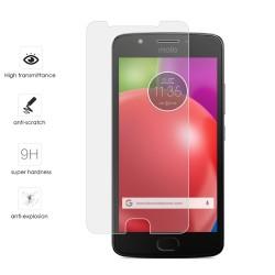 Protector Cristal Templado para Motorola Moto E4 Vidrio