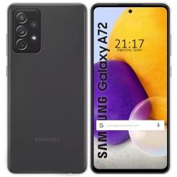 Funda Silicona Gel TPU Transparente para Samsung Galaxy A72