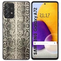 Funda Gel Tpu para Samsung Galaxy A72 diseño Animal 01 Dibujos