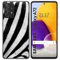 Funda Gel Tpu para Samsung Galaxy A72 diseño Animal 02 Dibujos
