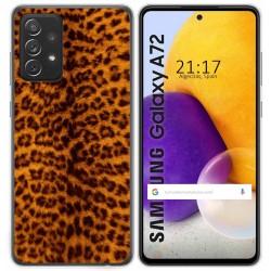 Funda Gel Tpu para Samsung Galaxy A72 diseño Animal 03 Dibujos