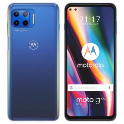 Funda Silicona Gel TPU Transparente para Motorola Moto G 5G Plus