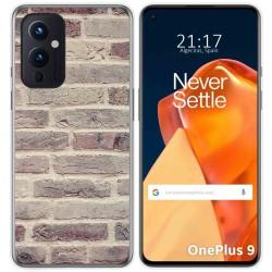 Funda Gel Tpu para OnePlus 9 5G diseño Ladrillo 01 Dibujos