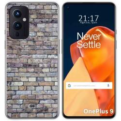 Funda Gel Tpu para OnePlus 9 5G diseño Ladrillo 02 Dibujos
