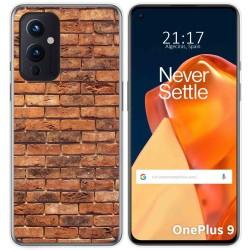 Funda Gel Tpu para OnePlus 9 5G diseño Ladrillo 04 Dibujos