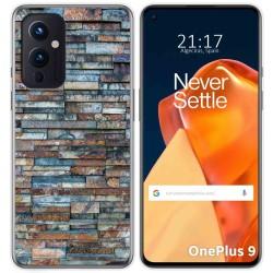 Funda Gel Tpu para OnePlus 9 5G diseño Ladrillo 05 Dibujos