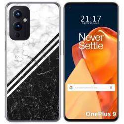 Funda Gel Tpu para OnePlus 9 5G diseño Mármol 01 Dibujos
