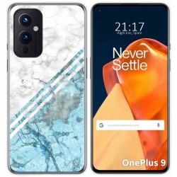 Funda Gel Tpu para OnePlus 9 5G diseño Mármol 02 Dibujos