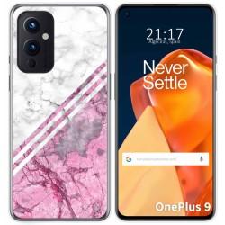 Funda Gel Tpu para OnePlus 9 5G diseño Mármol 03 Dibujos