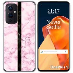 Funda Gel Tpu para OnePlus 9 5G diseño Mármol 04 Dibujos