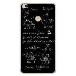 Funda Gel Tpu para Xiaomi Mi Max 2 Diseño Formulas Dibujos