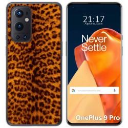 Funda Gel Tpu para OnePlus 9 Pro 5G diseño Animal 03 Dibujos