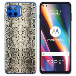 Funda Gel Tpu para Motorola Moto G 5G Plus diseño Animal 01 Dibujos