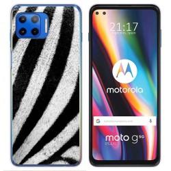 Funda Gel Tpu para Motorola Moto G 5G Plus diseño Animal 02 Dibujos