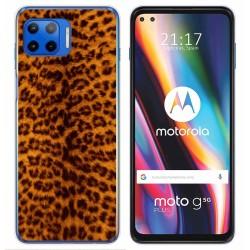 Funda Gel Tpu para Motorola Moto G 5G Plus diseño Animal 03 Dibujos