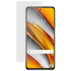 Protector Cristal Templado para Xiaomi POCO F3 Vidrio