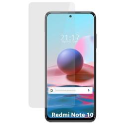 Protector Cristal Templado para Xiaomi Redmi Note 10 Vidrio