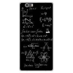 Funda Gel Tpu para Elephone M2 Diseño Formulas Dibujos