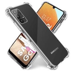 Funda Gel Tpu Anti-Shock Transparente para Samsung Galaxy A32 4G