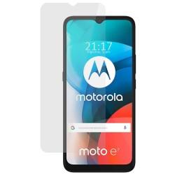 Protector Cristal Templado para Motorola Moto E7 Vidrio