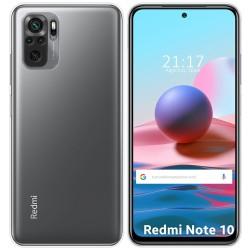 Funda Silicona Gel TPU Transparente para Xiaomi Redmi Note 10 / 10S