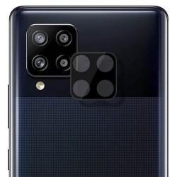 Protector Cristal Templado Cámara Trasera para Samsung Galaxy A12 / A42 5G