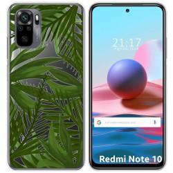 Funda Gel Transparente para Xiaomi Redmi Note 10 / 10S diseño Jungla Dibujos