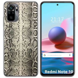 Funda Gel Tpu para Xiaomi Redmi Note 10 / 10S diseño Animal 01 Dibujos