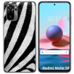 Funda Gel Tpu para Xiaomi Redmi Note 10 / 10S diseño Animal 02 Dibujos
