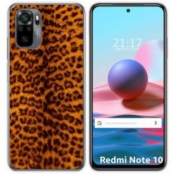 Funda Gel Tpu para Xiaomi Redmi Note 10 / 10S diseño Animal 03 Dibujos