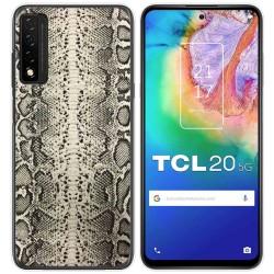 Funda Gel Tpu para TCL 20 5G diseño Animal 01 Dibujos