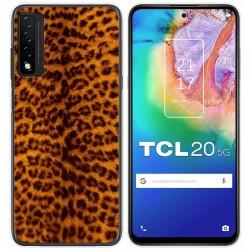 Funda Gel Tpu para TCL 20 5G diseño Animal 03 Dibujos