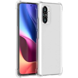 Funda Gel Tpu Anti-Shock Transparente para Xiaomi POCO F3