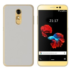 Funda Gel Tpu para Zte Blade A910 Color Transparente