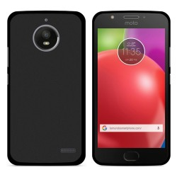 Funda Gel Tpu para Motorola Moto E4 Color Negra