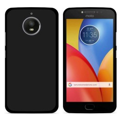 Funda Gel Tpu para Motorola Moto E4 Plus Color Negra