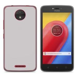Funda Gel Tpu para Motorola Moto C Color Transparente