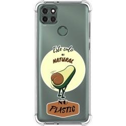 Funda Silicona Antigolpes para Motorola Moto G9 Power diseño Culo Natural Dibujos