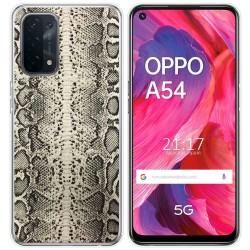 Funda Gel Tpu para Oppo A54 5G / A74 5G diseño Animal 01 Dibujos